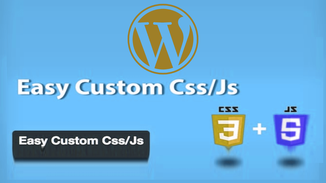 How to add custom css and js in wordpress templates?