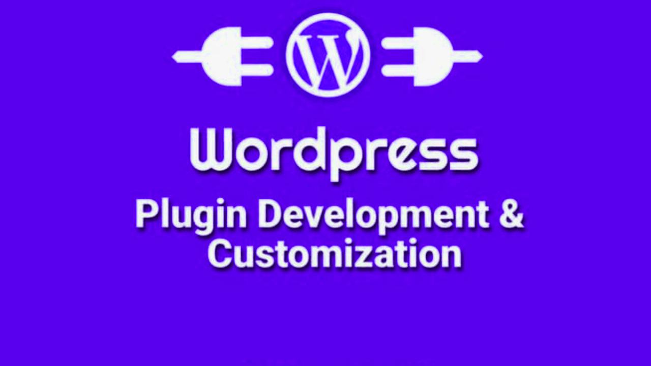 How to create custom plugin in wordpress?