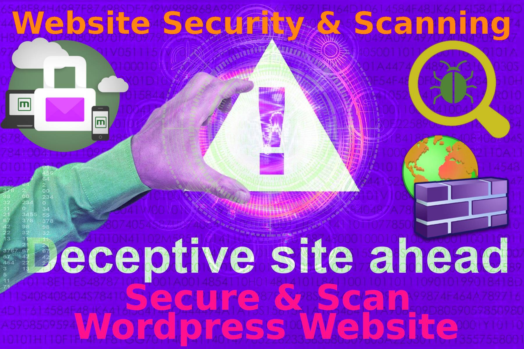 How to remove Deceptive Site Ahead Warning?