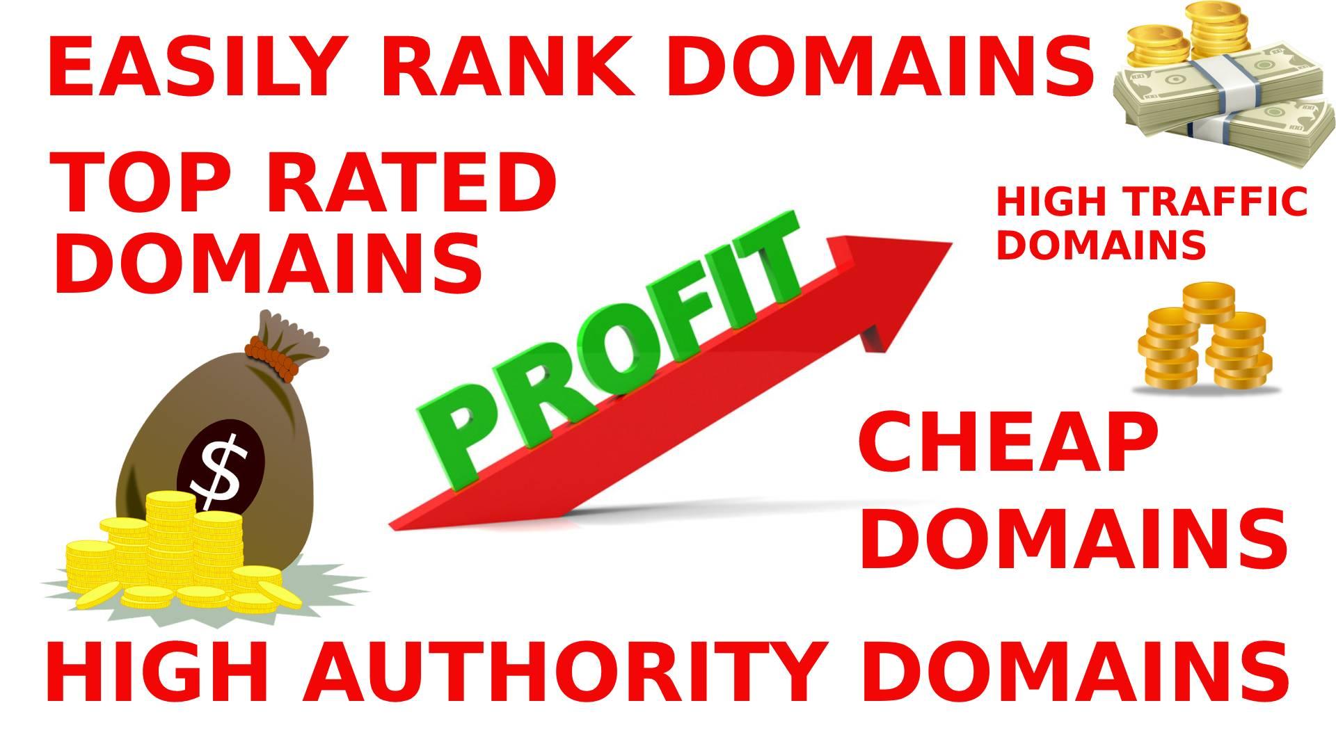Buy Easily Rank Domains