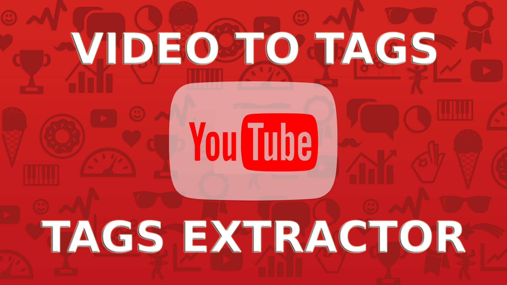 Get Tags From YouTube Video