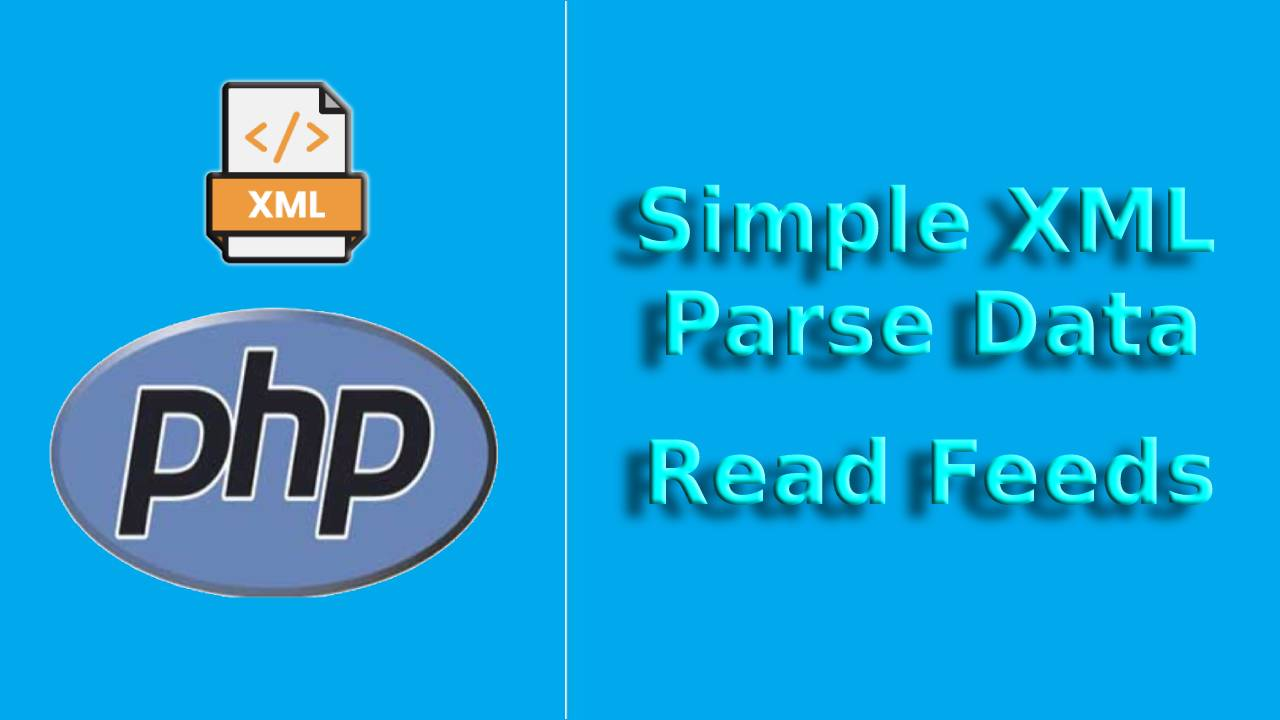 How to read Feeds in PHP?