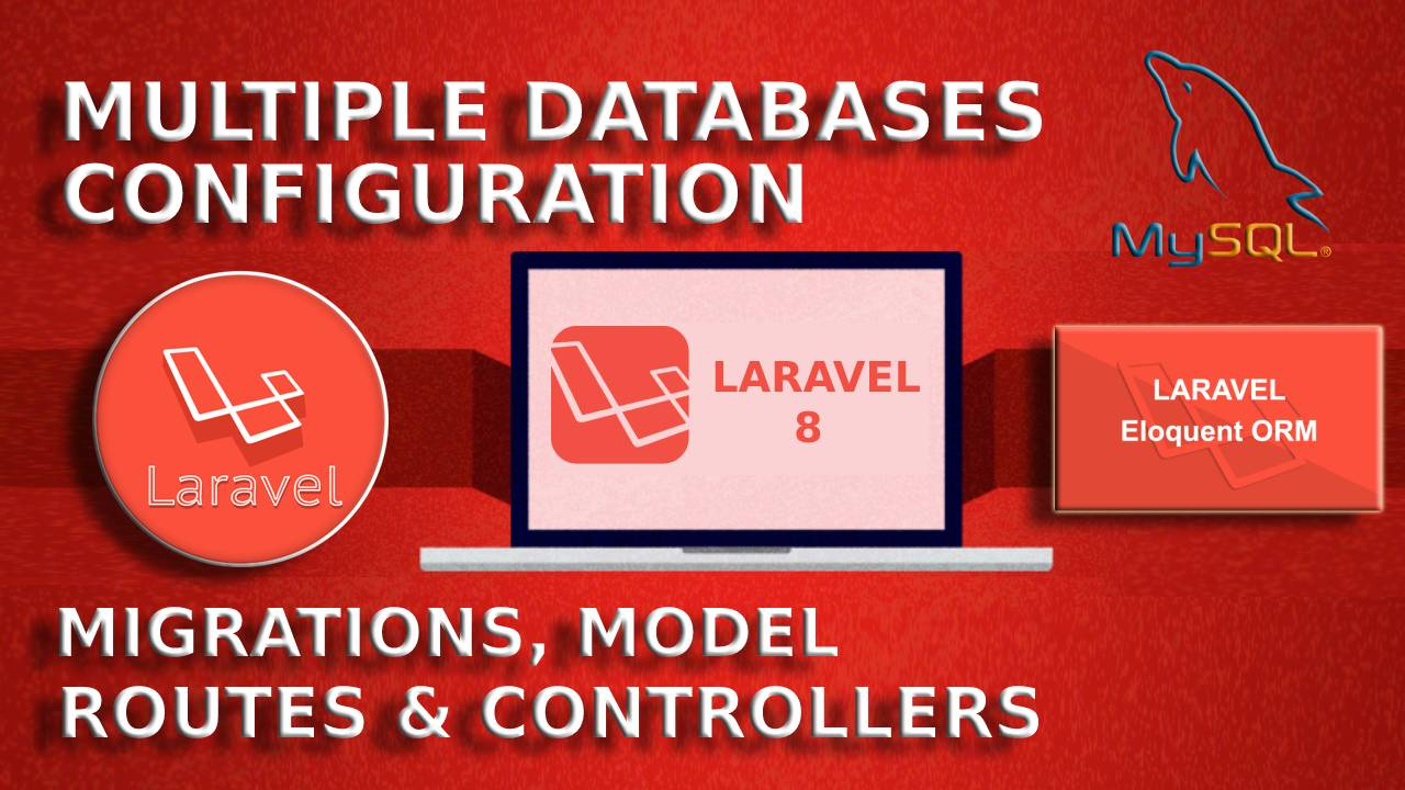 Laravel 8 Multiple Database and Resource Routes with Controllers