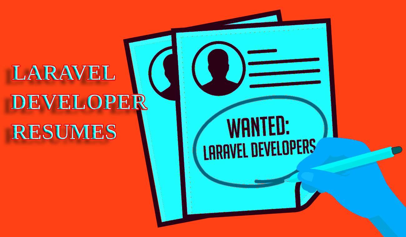 Download Resumes For Laravel Developer