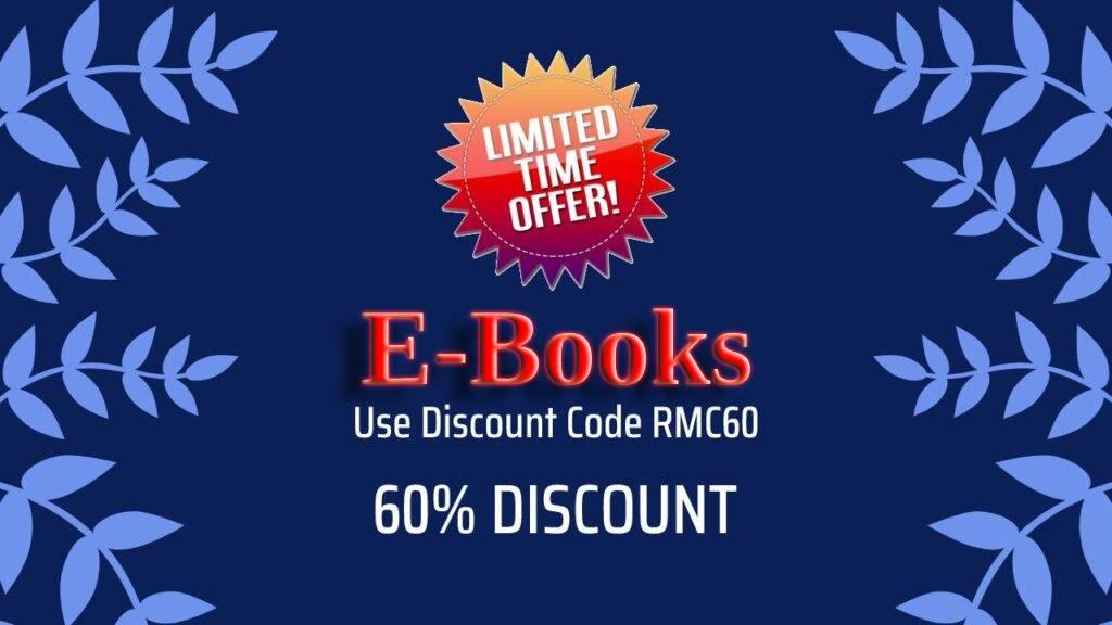 E-Books Discount